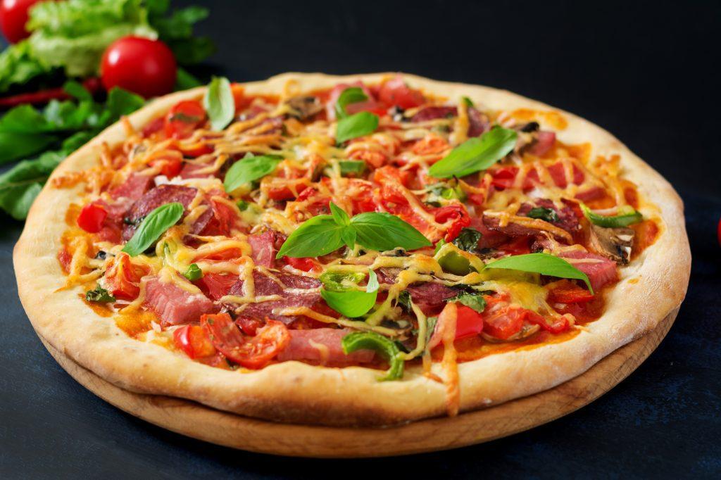 Stone Baked Pizzas Kilmarnock